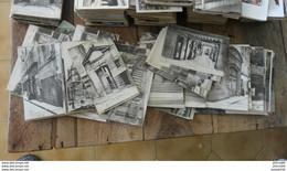 PARIS : Lot De 10 Kg De Cartes Postales (environ 2500 Cartes) à Petit Prix Au Plus Rapide - 500 Postales Min.