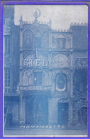 Carte Postale 75. Paris Montmartre  Cabaret Le Ciel    Très Beau Plan - Other