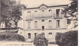 """44. PORNICHET. CPA. """" HOTEL DE FRANCE """" FACADE SUD - Pornichet"""