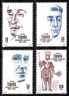 España. Spain. 1983. Centenarios. Salzillo. Ramos Soler. Turina. San Isidro - 1981-90 Nuovi