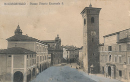 RAVENNA- BAGNACAVALLO PIAZZA VITTORIO EMANUELE II - Ravenna