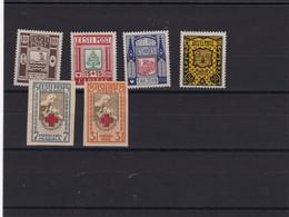 Estonie N° 47/48 + 154/157 , Neuf * , TB - Estonie