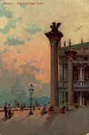 VENICE Angolo Palazzo Reale      ITALIA ITALIE ITALIEN - Ohne Zuordnung