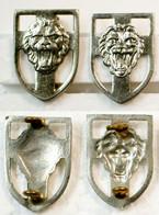 Militaria-BE-terre-insigne_brigade Piron_01b_argent_WW2_20-22_D_2 Insignes - Army