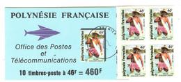 Polynésie Française  Carnet Pêche - Booklets