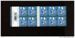 Belgie Boekje Carnet 2011 B124 Xmas Noel Kerstmis 4193 - Postzegelboekjes 1953-....