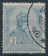 "O 1908 Turul 2K ""c"" Számvízjelállás (120.000) / Mi 106X, Position Of IV ""c"" - Sin Clasificación"