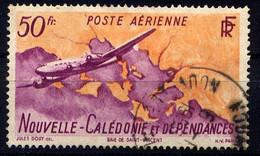 Nlle CALÉDONIE - N° A61° - BAIE DE SAINT-VINCENT - Usati