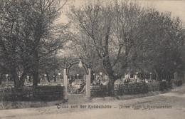 AK - Wien XIV -Gruss Von Der Knödelhütte - A. Riedls Restauration - Schanigarten - Other