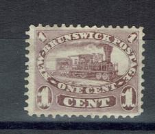Nouveau-Brunswick - 1860-63 - N° 4 - Neuf - X - - Unused Stamps