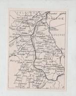 Murgenthal Roggwil Kaltenherberg Langenthal Lotzwil Madiswil Kleindietwil Huttwil Circa 1905 - Sin Clasificación