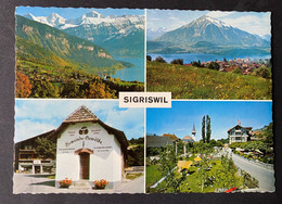 Sigriswil 4 Ortsansichten - BE Berne