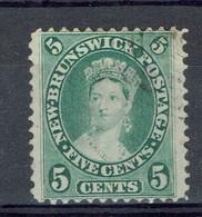 Nouveau-Brunswick - 1860-63 - N° 6 - Oblitéré - B/TB - - Used Stamps