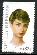 USA. N°3476 De 2003. Audrey Hepburn. - Schauspieler