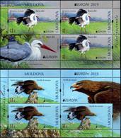 "Moldova 2019 ""«EUROPA 2019»: National Birds"" Booklet Quality:100% - Moldavia"