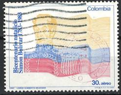 Colombia 1983. Mi.Nr. 1616, Used O - Kolumbien