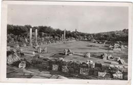 CPA ALGERIE BONE Ruines Romaines D'Hippone 1952 - Annaba (Bône)