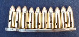 Clips Garni Pour C96 Avec Aigle - Decorative Weapons