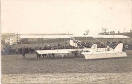 Aviation - Biplan Français Atterri à Porrentruy - 5 Avril 1915 - Guerra 1914-18