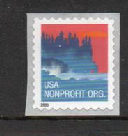 USA Scott # 3693     2003  Sea Coast  5c   Mint NH  (MNH) - Nuevos
