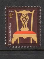 USA Scott # 3755     2004  Chippendale Chair     4c   Mint NH  (MNH) - Nuevos