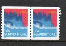 USA Scott # 3775     2003  Sea Coast    (Blue Date ) 5c   Mint NH  (MNH) - Nuevos