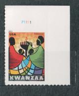 USA Scott # 4584     2011  44c Holiday Celebrations - Kwanzaa   Mint NH  (MNH) - Nuevos