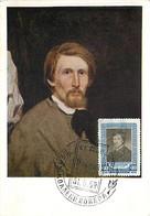 RUSSIA Maximum Card Maxicard Peintre Painter VASNETSOV  YT 1580 - Tarjetas Máxima
