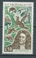 Monaco YT N°868 La Fontaine Neuf ** - Unused Stamps