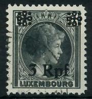 BES. 2WK LUXEMBURG Nr 17 Gestempelt X82B12A - Occupazione 1938 – 45