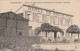 Libramont , Hotel De Belle Vue , Propriétaire Philippe Lapotre - Libramont-Chevigny