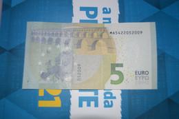 5 EURO - M007 E6 - PORTUGAL M007E6 (MA5422052009) UNC FDS NEUF - 5 Euro