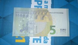 5 EURO - M007 B6 - PORTUGAL M007B6 (MA5407052006) UNC FDS NEUF - 5 Euro