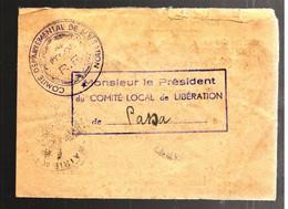 40463 - COMITE DE LIBERATION - 2. Weltkrieg 1939-1945