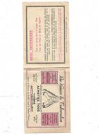 """Carnet Pour  Vignettes """"contre La Tuberculose"""" Campagne 1928-1929  """"  Vivre """"       Vide     Le Moins Cher Du Site ! ! ! - Tegen Tuberculose"""