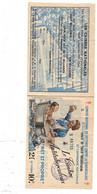 """Carnet Et 10 Vignettes Neufs * * Contre La Tuberculose Année 1938 Campagne  """"Net Et Propre""""  Le Moins Cher Du Site ! ! ! - Tegen Tuberculose"""