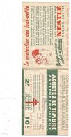 """Carnet Et 20 Vignettes Neufs * * Contre La Tuberculose Année 1934 Campagne  """"Calmette BCG """"  Le Moins Cher Du Site ! ! ! - Tegen Tuberculose"""