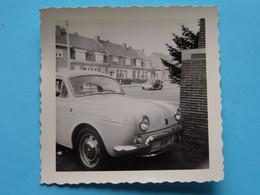 Oude Auto's / Old Cars / Vieilles Voitures ( Te Identificeren ) Anno 19?? ( Details Zie Foto's ) 8 X 8 Cm. ! - Automobile