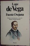 FUENTE OVEJUNA  /  Lope De Vega    Clásicos Universales Planeta - Classical