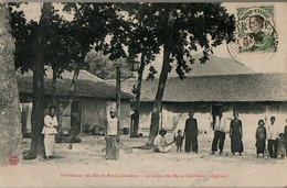 Pénitencier Des Iles De Poulo-Condore - Le Camp Des Matas (gardiens Indigènes) - Vietnam