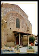 66  ST  LAURENT  De  La  SALANQUE  ...  église - Andere Gemeenten