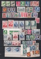 Alg019a Algerie  Lot  Timbres  Neufs Etoblitérés - Collections, Lots & Series