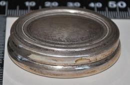 AG 36 - SCATOLETTA OVALE IN ARGENTO - Gr.12 - ARGENTERIA DEL VICOLO - Silberzeug