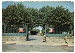 CPSM   87   LIMOGES      -    CASERNE MARCEAU - Kazerne