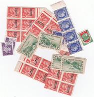 Alg020a Algerie  Lot  Timbres  Neufs Etoblitérés - Collections, Lots & Series