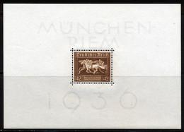 Allemagne Empire BF 1936 Yvert 6 ** TB - Blocks & Sheetlets