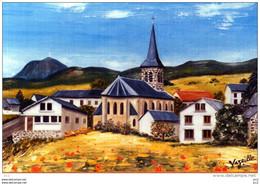 63 - NEBOUZAT - Eglise - Other Municipalities