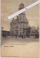 """ANTWERPEN-ANVERS""""STATION DU VICINAL A ZURENBORG-STATIE VAN DE BUURTSPOORWEGEN"""" - Antwerpen"""