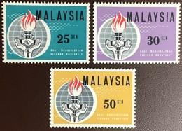 Malaysia 1964 Eleanor Roosevelt MNH - Malesia (1964-...)