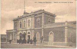 POSTAL    PALMA DE MALLORCA  -ISLAS BALEARES -ESTACION DE FERROCARRIL DE SOLLER - Palma De Mallorca